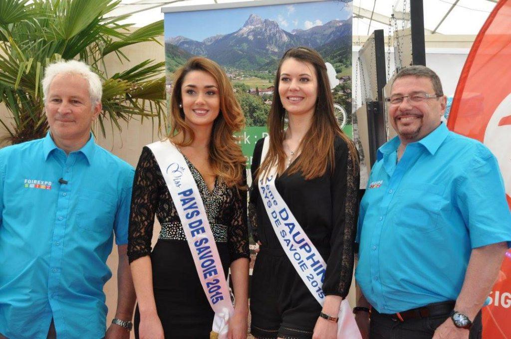 Concours miss pays de savoie 2015